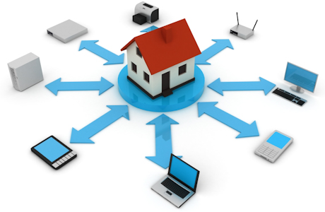 Residential Networking Network Solutions Inc